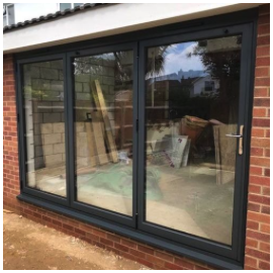 Bi-fold Doors Image Windows (UK) Ltd